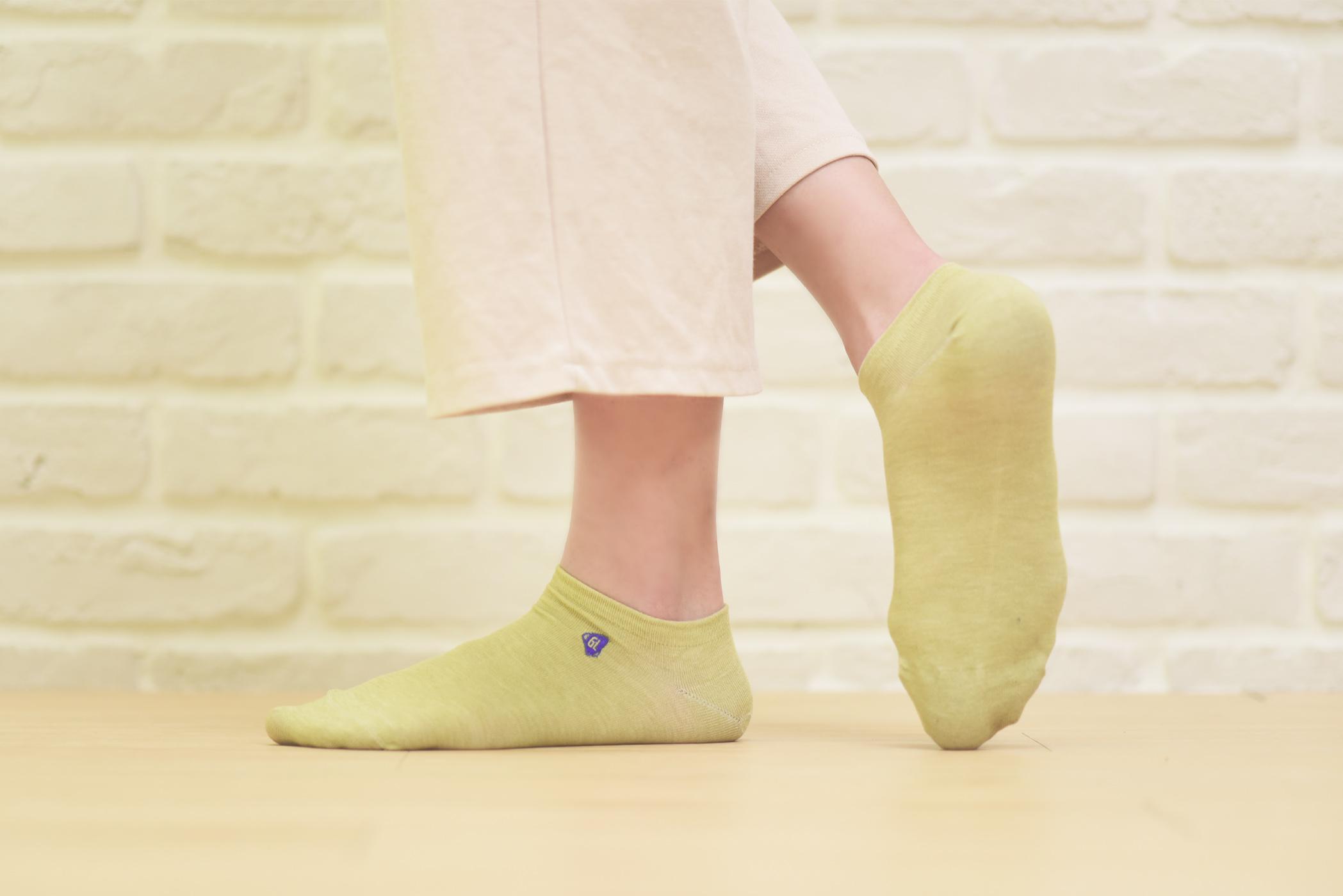 Copper Rich Sock