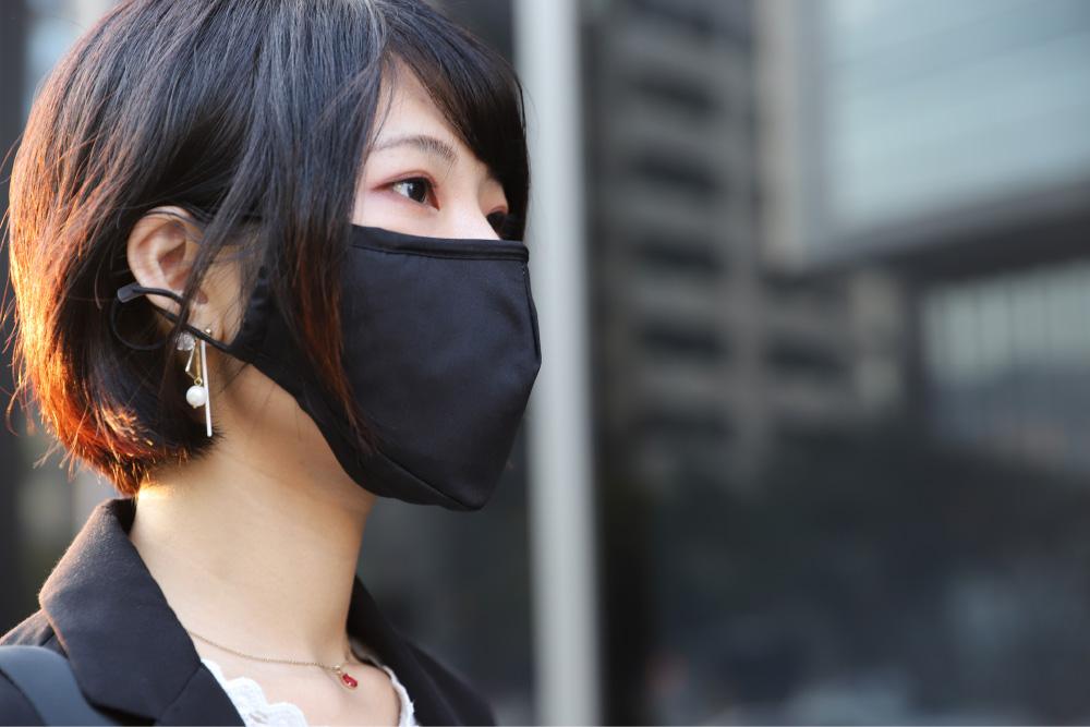 Multifunctional Copper Mask