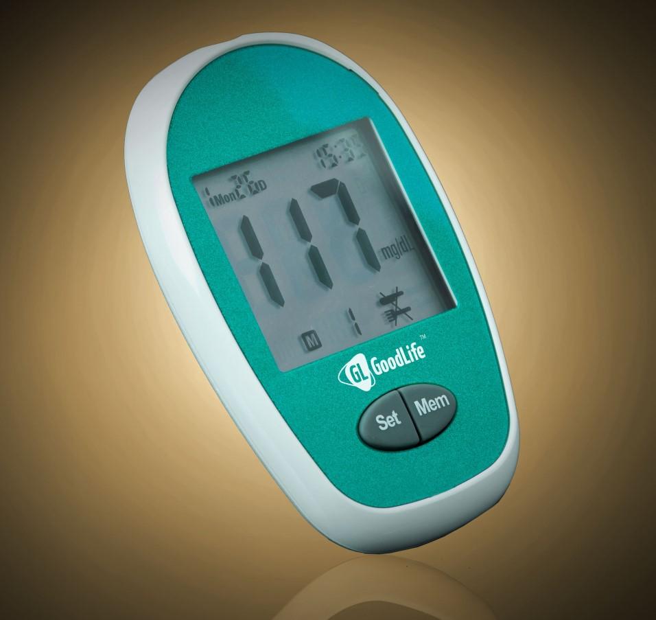 GoodLife 001 Blood Glucose Monitor