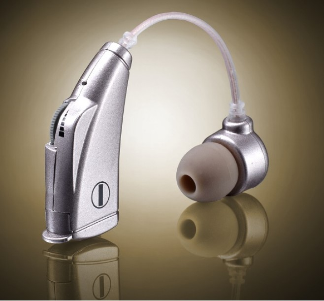 Cheep Colorful Easy Operation BTE Type Hearing Amplifier