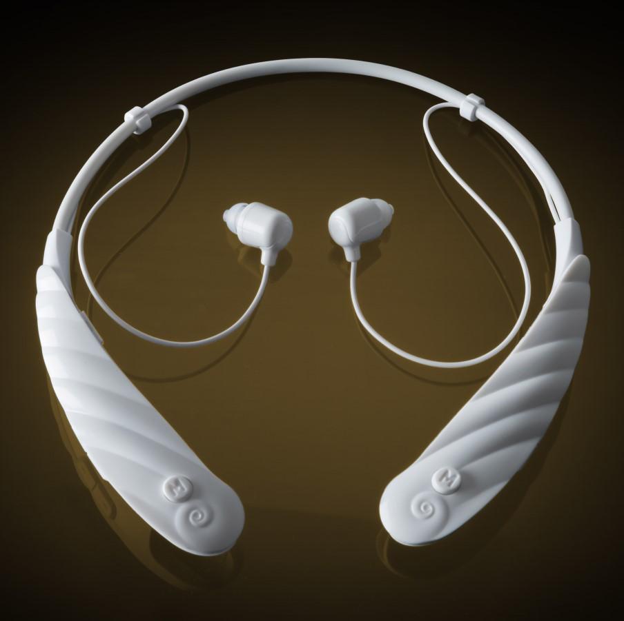 充電式脖掛型助聽器