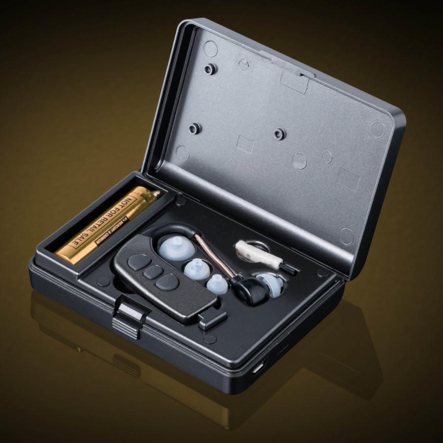 藍牙充電式耳掛型助聽器