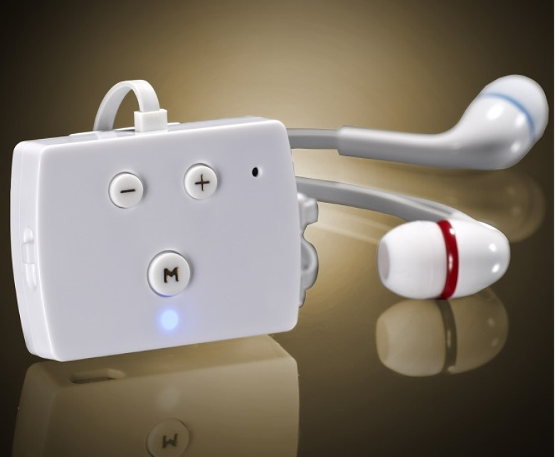 Rechargeable Bluetooth Hearing Amplifier - Pocket Type