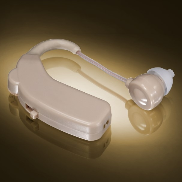 Rechargeable Hearing Aid - BTE type
