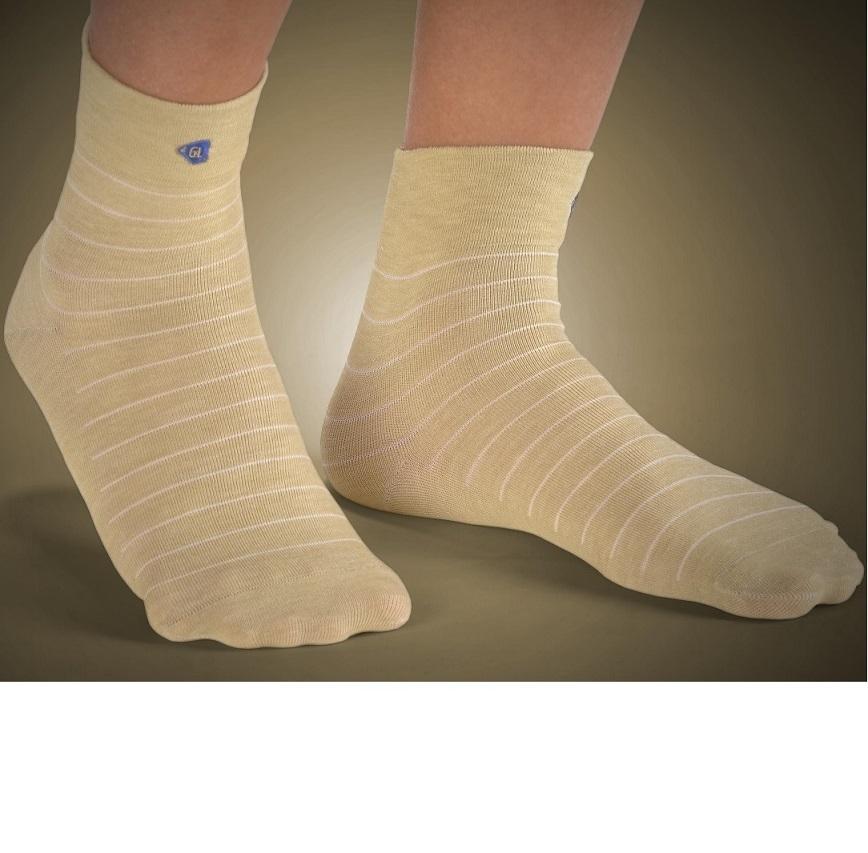 銅纖抗菌除臭襪