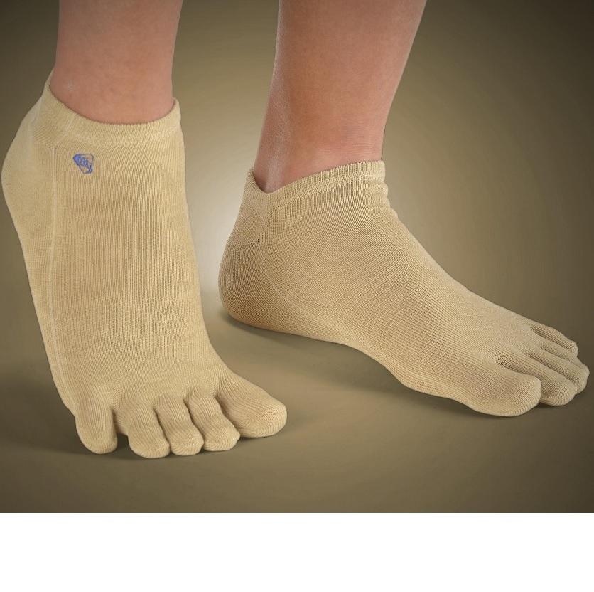 copper care socks with toe